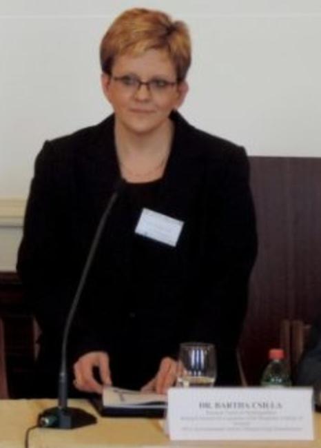 Bartha Csilla